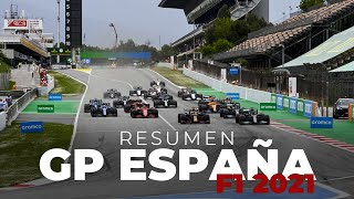 Resumen del GP de España - F1 2021