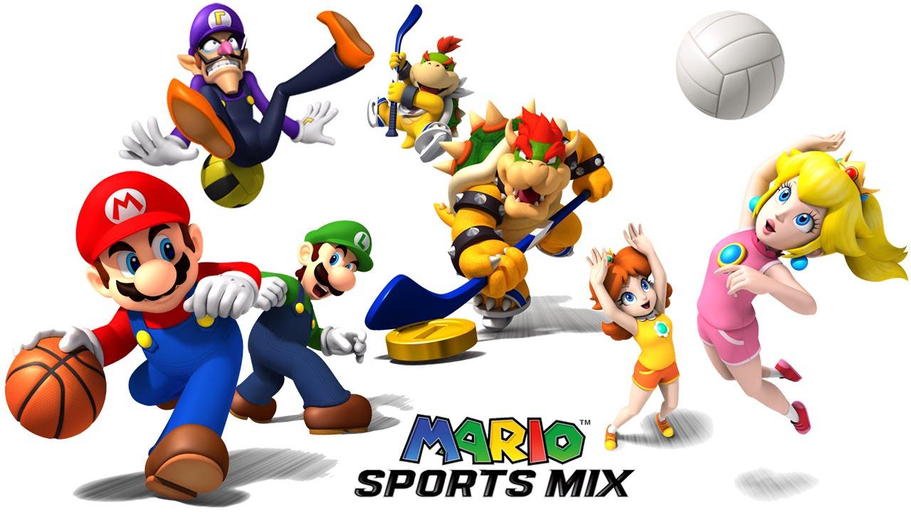 Mario Sport