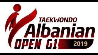 Albanian Open 2019   World Taekwondo   G1   Court 2