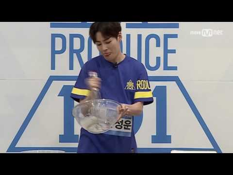 Produce 101 Season 2: Special! It's Meringue TimeㅣHa Sung Woon ㅣArdor and Able