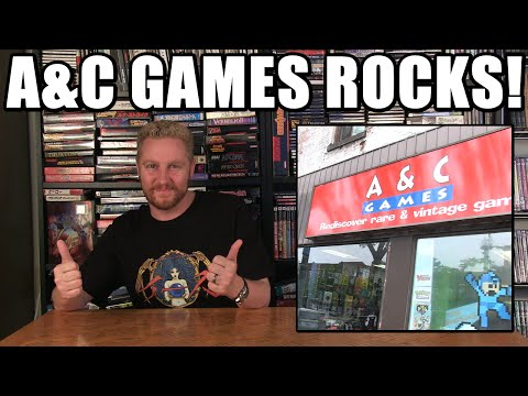 A&C GAMES ROCKS! - Happy Console Gamer