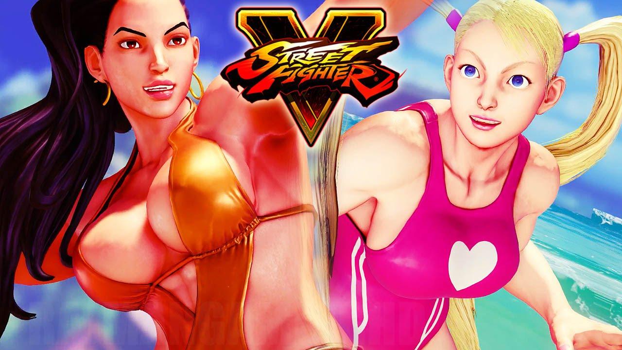 Street fighter 5 nude mod
