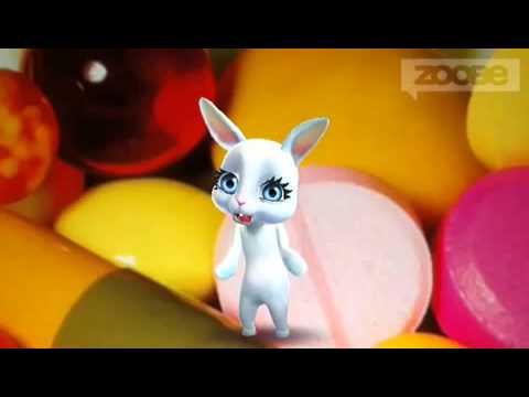 Зайка Zoobe — всё видео смотрите на Rutube