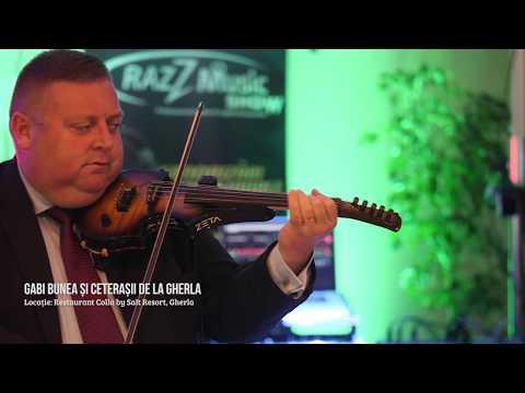 Gabriel Bunea Joc LIVE 2018 Ceterasii de la Gherla