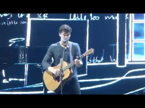 Shawn Mendes A Little Too Much Live Forum Assago Milano  6/5/2017