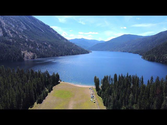 Sullivan Lake Campout - NE Washington
