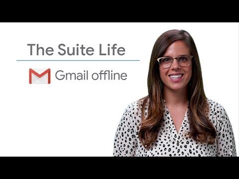 Work offline in Gmail - The Suite Life
