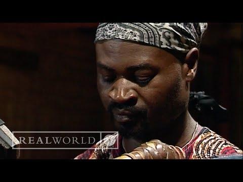 Ayub Ogada - Obiero (live at Real World Studios)