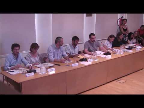 Plenari de Districte de Ciutat Vella 25/07/2016