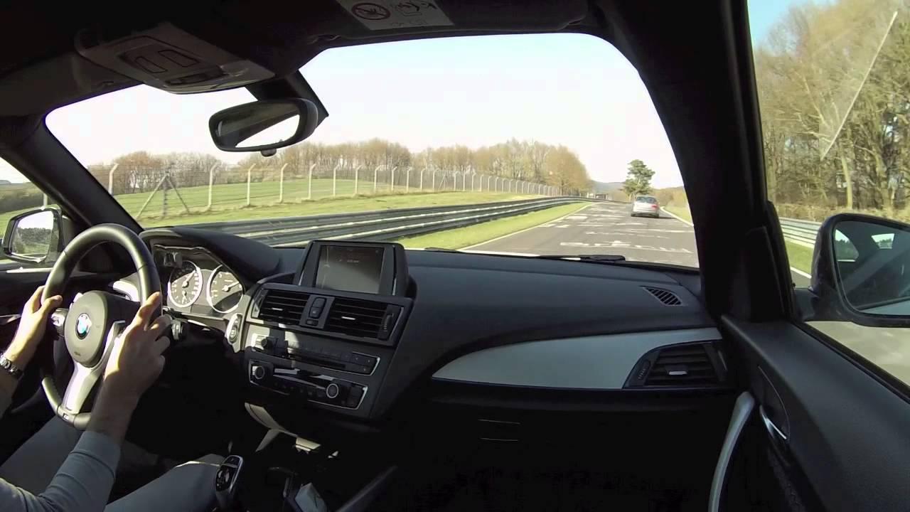 BMW M235i vs E46 M3 CSL Nurburgring Norschleife - YouTube