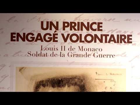 Exposition en l'honneur du Prince soldat Louis-II