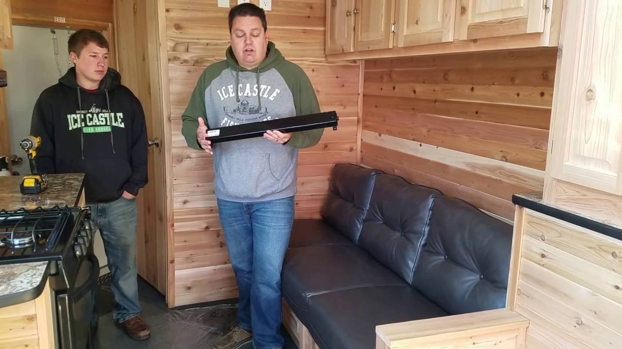 Review And Install Jack Knife Sofa Support Youtube