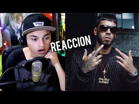 Anuel AA - Soldado y Profeta ft. Ozuna, Ñengo Flow & Almighty (Remix) [Official Video] Reaccion !
