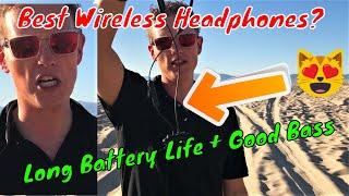 "Best New Wireless Headphones? ""Sound Peats Force"" Wireless Headphones Review"
