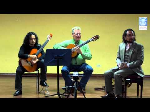 Clases magistrales con Michael Tröster (Estudio 11 - Villa Lobos)