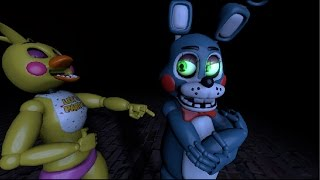 [SFM Five Nights At Freddy's] Toy Chica Pranks Toy Bonnie [WARNING: STRONG LANGUAGE]