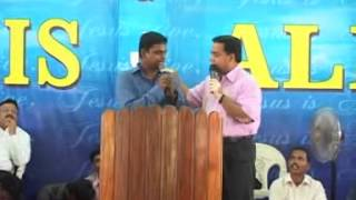 Give Jesus to the world testimony Bro. JOHN THARU AND DARSHAN. R.M. Download