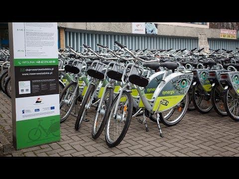 Rower publiczny w Pabianicach