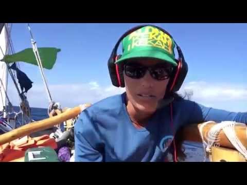 Ask the Crew | Kaʻiulani Murphy: How many miles do you travel per day?