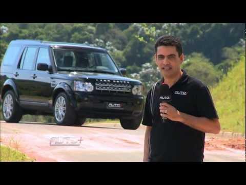 Avalia??o do  Land Rover Discovery 4...2012..