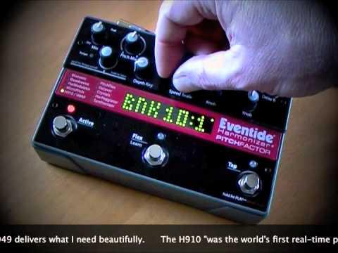 Eventide Pitchfactor: Part 1 - H910/H949