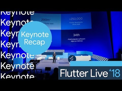Google I/O 2019 — Flutter Recap! - ProAndroidDev