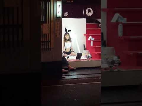 衝撃‼大阪ソープ街‼飛田新地‼