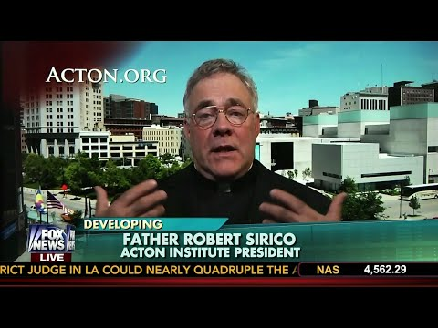 Rev. Robert A. Sirico on Your World With Neal Cavuto - Multiculturalism