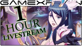 1 Hour of Tokyo Mirage Sessions #FE Gameplay in English (Livestream Archive)