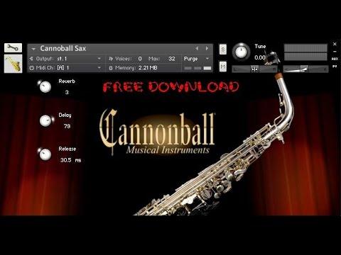 Cannoball Sax FREE DOWNLOAD Kontakt 5 5.2.1: Na ovom kanalu od sada I ovako nesto i naravno link za download! FREE SEMPLOVI ZA KONTAKT 5 ver5.2.1  DOWNLOAD LINK: www.mediafire.com/file/tkj1ducj1ykypjr/Cannoball_Sax.rar