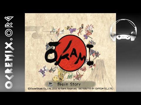 OC ReMix #2791: Okami 'Harushiden' [Waka Appears] by halc