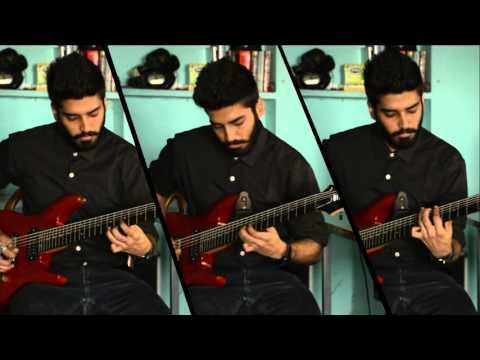 Shubham Chaudhary - Surge (Guitar Playthrough)