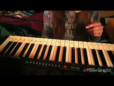 Faded intro von Alan Walker ohne Noten auf Keyboard spielen Lernen
