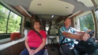 Mit dem Wohnmobil unterwegs - Unsere Sonntagstour durch die Rhön