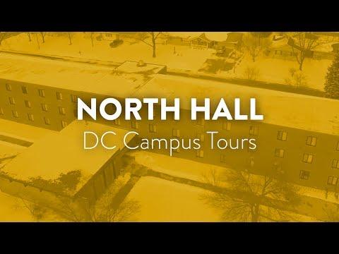 North Hall | Dordt Campus Tours