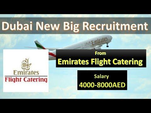 Emirates Flight Career | Dubai Emirates Catering Jobs | Latest Jobs In Dubai