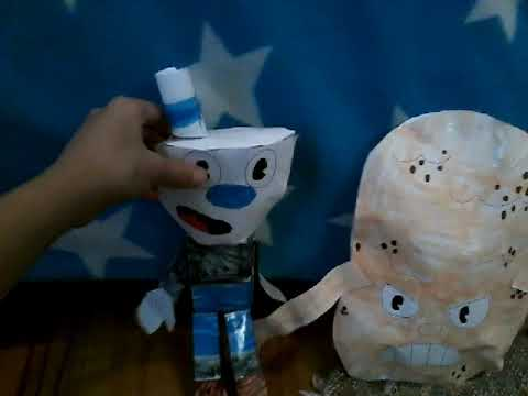 The root pack paper plushies