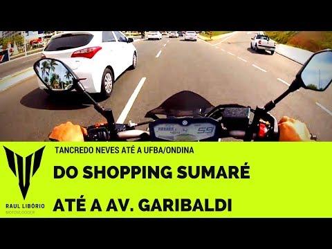 MT 07: DO SHOPPING SUMARÉ A AV. GARIBALDI (ONDINA)