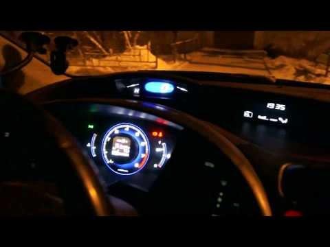 Honda Civik 5D и Apple ipad mini