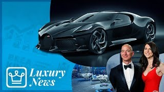 Bezos Divorce, Apple Electric Car Cancelled, New Most Expensive Car, Hotel Room and More