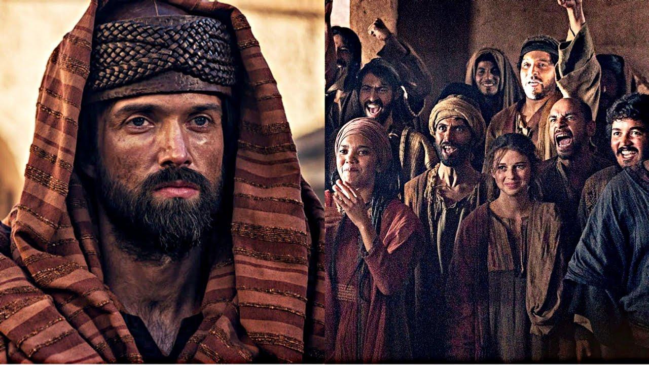 Atos dos Apóstolos - Paulo e Barnabé Pregam o Evangelho de Jesus