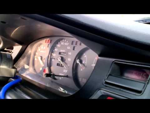 Honda Civic Turbo Gt3076 80-230km/h 2nd