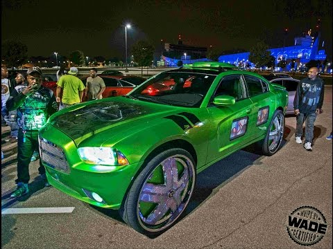 Stuntin In Memphis After Stuntmania Car Show