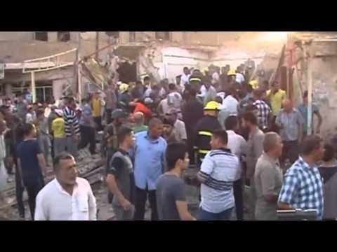 Mass breakout in Iraq claimed by Al-Qaeda