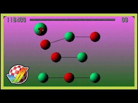 Amiga Longplay [182] E-Motion (all secret bonuses shown)