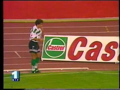 08J :: Sporting - 1 x Varzim - 1 de 1997/1998