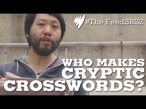 Cryptic Crossword Creator David Astle I The Feed