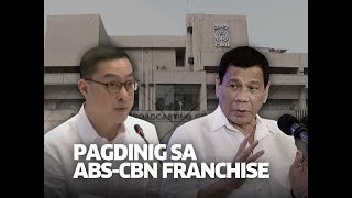 SONA: ABS-CBN President Carlo Katigbak: We are sorry if we offended the president