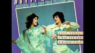 Take Me Back Again - Donny & Marie Osmond - hqstereo