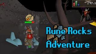 Wilderness Rune Rocks 1.3m+/hr